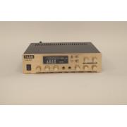 DS-80A Усилитель мощности, трансляционный, 80Вт, TADS