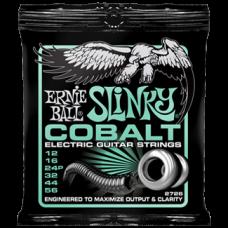 Струны Ernie Ball Cobalt Slinky 12-56 (2726)