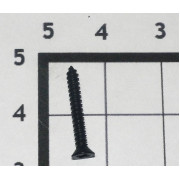 Cаморез Schaller 2,2x16 черный
