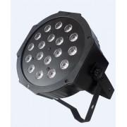 LP005V Светодиодный прожектор, фиолетовый, 18х1Вт, Big Dipper