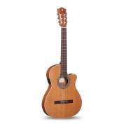 8.010 Z-Nature CT EZ Классическая гитара, тонкий корпус, со звукоснимателем, Alhambra