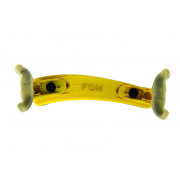 ME-046-YL Мостик для скрипки размером 1/4-1/16, желтый, FOM