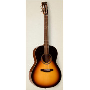 034581 Woodland Pro Folk Sunburst HG QIT Электро-акустическая гитара, Simon & Patrick