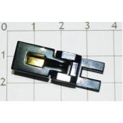 Седло Floyd Rose №0 10,0 mm Черный (для OFR, Schaller и аналогичных тремоло) (FRO-BSS/C/P)