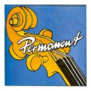 337020 Permanent Комплект струн для виолончели, размером 4/4, металл, Pirastro