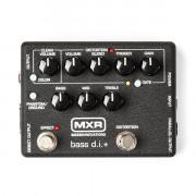 M80 MXR Bass DI+ Педаль эффектов, дибокс, басовая, Dunlop