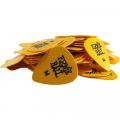 Медиатор Ernie Ball желтый 0,72мм (P09117)