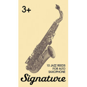 FR19SA05 Signature Трости для саксофона альт № 3+ (10шт), FedotovReeds