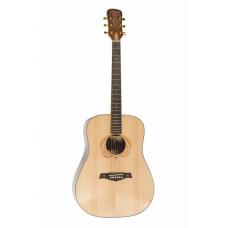 Акустическая гитара Excalibur цвет натуральный (EF(CF)-520WFM)