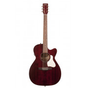 042357 Legacy Tennessee Red CW QIT Электро-акустическая гитара, Art & Lutherie