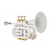 JP159W Труба Bb компактная, белая, John Packer