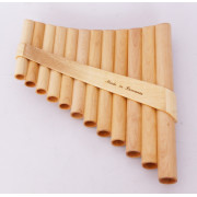 Panpipe-12 Пан-флейта 12 трубок альт a1-e3 Hora