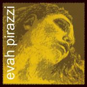 335020 Evah Pirazzi Gold Комплект струн для виолончели размером 4/4, Pirastro