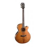 SFX10-ABR SFX Series Электро-акустическая гитара, с вырезом, Cort