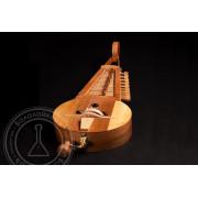 HGD-D01 Hurdy-gurdy Don Рылей донской диатонический, БалалайкерЪ