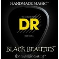 Струны DR Extra Life Black Beauties 9-42 (BKE-9)