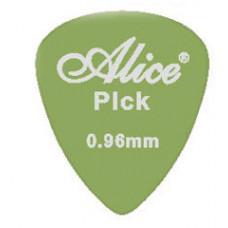 Медиатор Alice Smooth Nylon 0.96 mm