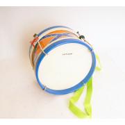 FLT-KTYG Детский барабан сине-белый диаметр 22см Lutner