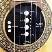 MOISS2-GC2 Moiss2 Увлажнитель для классической гитары, Hosco