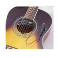Звукосниматель SOHO для акустической гитары, магнитный, на отверстие (ST701)