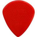 Медиатор Dunlop Nylon Max Grip Jazz красные (471R3N)