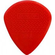 Медиатор Dunlop Nylon Max Grip Jazz красные (471R3N)