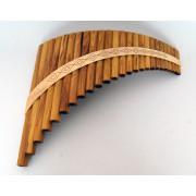 Panpipe-25-Tenor Пан-флейта 25 трубок тенор d1-g4 Hora