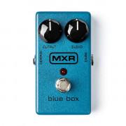 M103 MXR Blue Box Octave Fuzz Педаль эффектов, Dunlop