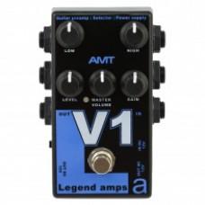 AMT V1 Legend Amps одноканальный гитарный предусилитель