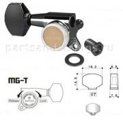 Колок запирающий правый (реверсный) Gotoh SG381-07R-MGT/WS Черный