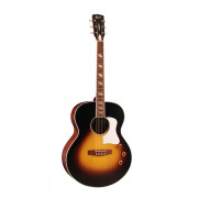 CJ-Retro-VSM CJ Series Электро-акустическая гитара, санберст, Cort