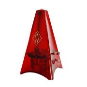 856241TL Tower-Line Метроном механический, пластиковый, красный, Wittner