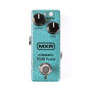 M296 MXR Classic 108 Fuzz Mini Педаль эффектов, Dunlop