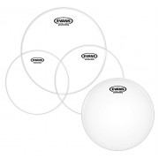 EPP-G2HDD-F G2 Clear Fusion Набор пластиков для малого и том барабана (10, 12, 14