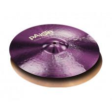 0001943414 Color Sound 900 Purple Heavy Hi-Hat Две тарелки 14