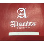 9.647 Порожек нижний для классической гитары, меламин, Alhambra