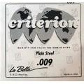 Струна La Bella Criterion для гитары 009, сталь (CPS009)
