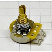 Потенциометр CTS B250K линейный, метрическая резьба (CTS-B250MM)