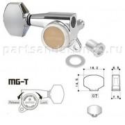 Колок запирающий правый (реверсный) Gotoh SG381-07R-MGT/WS Хром