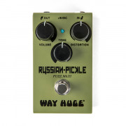 WM42 Way Huge Smalls Russian Pickle Fuzz Педаль эффектов, Dunlop