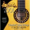 Струны LaBella Classical Concert Series Light (2001L)