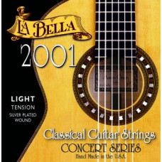 Струны LaBella Classical Concert Series Light (2001L)