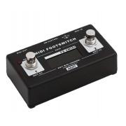 FS-2-M MIDI-футсвитч для комбо-усилителей и предусилителей, AMT Electronics