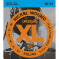 Струны D'Addario Nickel Wound 10-52 (EXL140XL)