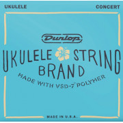 DUQ302 Комплект струн для концертного укулеле, Dunlop