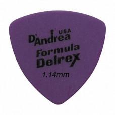 Медиатор D`Andrea Formula Delrex 1.14 мм. (RD346-114)