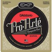 Струны D'Addario Classical Coated Normal (EXP45)