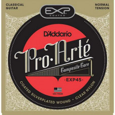 Струны D'Addario Classical Coated Normal (EXP45)