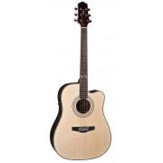 DG403CE Акустическая гитара со звукоснимателем, с вырезом Naranda