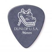 Медиатор Dunlop Gator Grip 0.96мм. (417B.96)